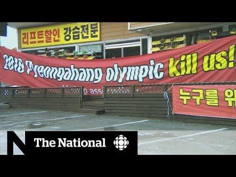 Olympics kill off business for South Korean companies