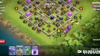 Clash of clans unlimited air troops. Attack