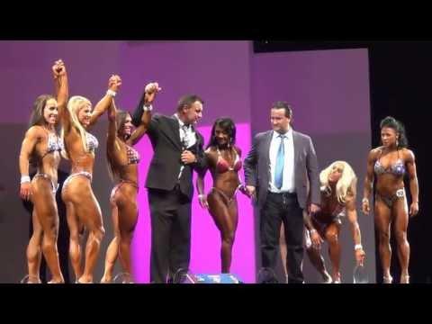 Arnold Classic Europe 2013 - FEMINAS PRO