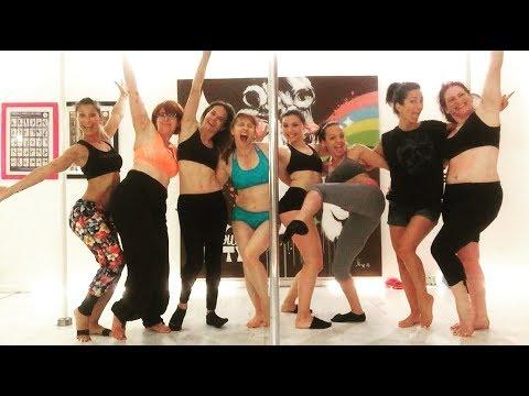 Pole Dance Marseille : Nos élèves 2017
