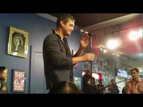 Keane - The Starting Line (Acoustic) - Live at Amoeba Records in San Francisco
