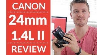 Canon 24mm f/1.4L II Lens Review & Video Test(Get the Canon 24mm 1.4 here: http://amzn.to/1bzuaEB ✅ Thanks to Brisbane Camera Hire for the rental of the Canon 24mm 1.4L II Lens. OTHER..., 2015-04-04T11:34:20.000Z)
