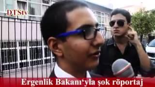 Gambar cover Ergenlik Bakanı'yla Şok Röportaj