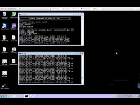 Monero Mining Rig AMD A10 7700K Overclocked & HD 6870
