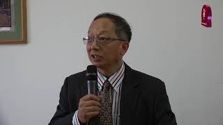 Tema:Conferencia de Inteligencia Robótica y oportunidades de estudio en Taiwán