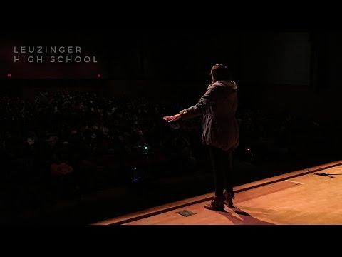 Hope Assemblies LA - Leuzinger High School