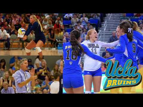UCLA at Texas - NCAA Women's Volleyball Tournament R3 (Dec 11th 2015)