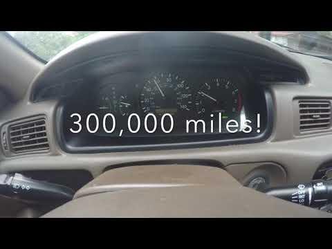 My 300,000 miles Camry