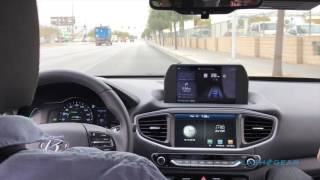 Test-driving Hyundai's Ioniq Autonomous Concept Car in Las Vegas, NV