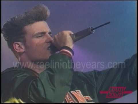 Vanilla Ice Ice Ice Ba on Countdown 1991