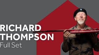 Richard Thompson - exclusive lockdown session   #RoyalAlbertHome