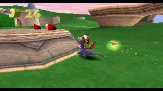 Gaming4Hackers - (Gameplay) Spyro the Dragon
