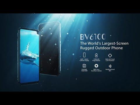 Rugged Outdoor Smartphone | BLACKVIEW