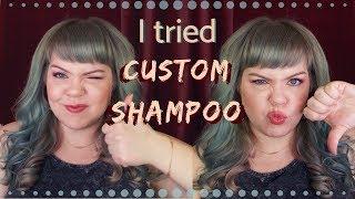 I Tried Custom Shampoo & Conditioner. Yay or Nay??