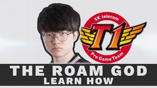 How does Faker Avoid Feeding? | SkillCapped