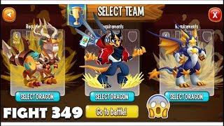 Baixar Dragon City - Random Fight + Exclusive Battles   Part 349 [Full Combat & Skills]