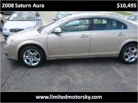 2008 Saturn Aura Used Cars Florence Ky Youtube