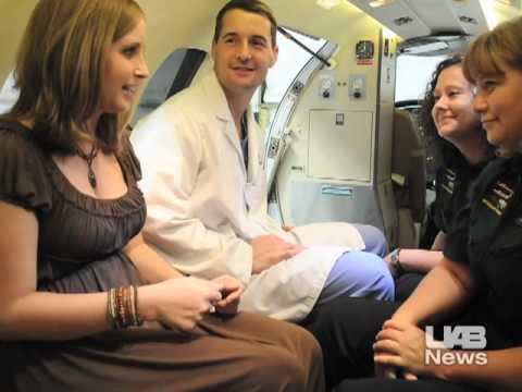The 500mph ambulance: UAB's Critical Care Transport jet