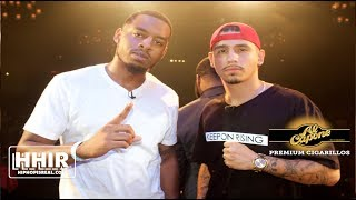 """LOSO RECAPS HIS URL DEBUT AT NOME 8 VS SCOTTY, """"I ROCKED A ROOM WITH 1300 PEOPLE"""""""