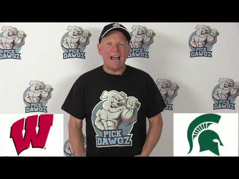Michigan State vs Wisconsin 1/17/20 Free College Basketball Pick and Prediction CBB Betting Tips