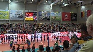 Volleyball EM Vorbereitung: Deutschland vs Türkei