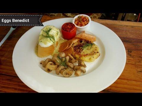 Eggs Benedict | American Breakfast | Healthy Breakfast | North Nazimabad karachi