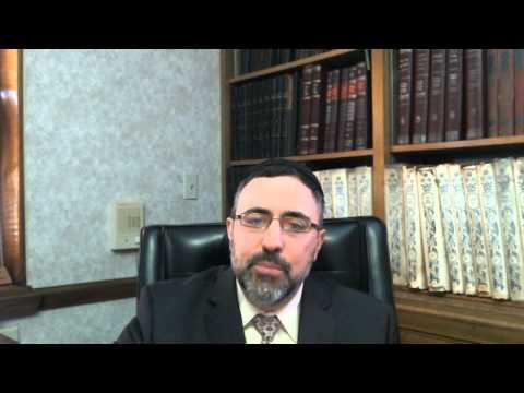 Torah Video Vort - Korach 5773 - Rabbi Etan Tokayer