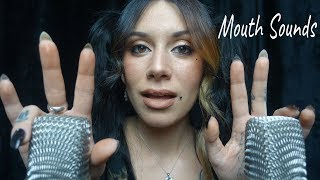 ASMR MOUTH SOUNDS IN YOUR EARS