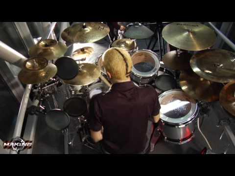 MAKiNE - Üzgün (drum session by Ozan İnam) [HQ]