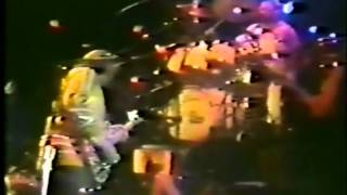 """CHICAGO- """"25 or 6 to 4"""" Live in Houston, Texas 1977 (WITH TERRY KATH)"""