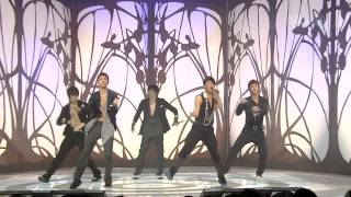 [081005] DBSK - Mirotic Live Perfomance @ SBS Inkigayo [HD]
