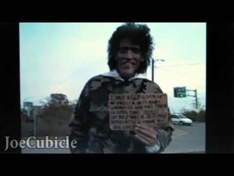 Homeless man w/golden radio voice in Omaha, NE ( SPOOF )