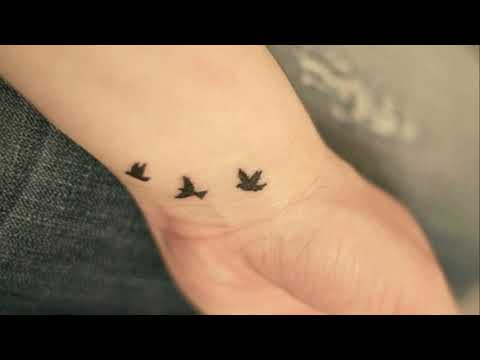 Small Tattoos For Girls On Hand