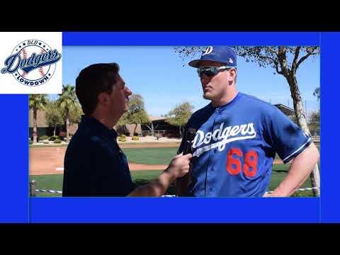 Spring Chats - Luke Raley - Dodgers Prospect