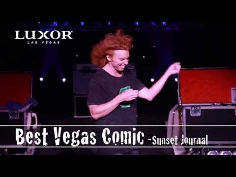 Carrot Top Live at Luxor
