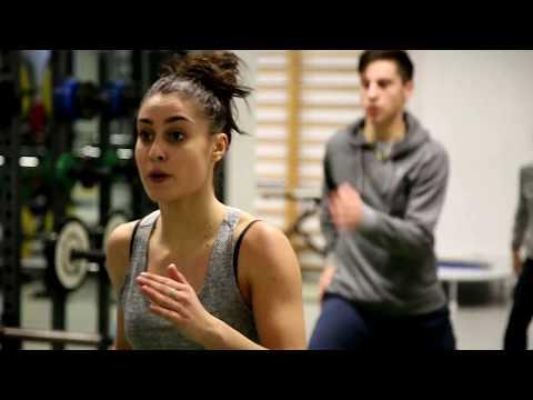 Préparation physique au CREPS IDF : Karaté, Volley Ball Féminin et Masculin