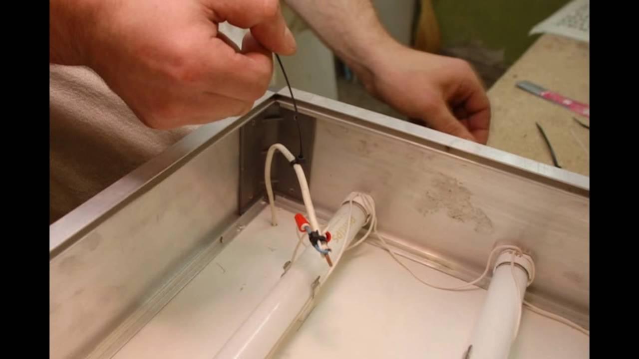Изготовление световой короб своими руками фото 30