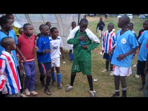 Young Talents Soccer Academy, Kenya 2011