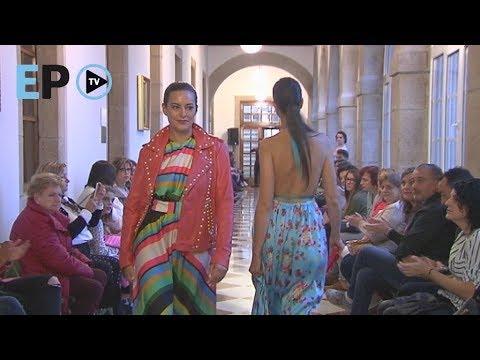 El comercio de Lugo lleva la moda a la Diputación