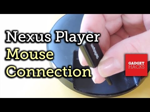 Connect a Mouse to Your Google Nexus Player [How-To]
