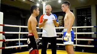 Кыргызский борец  против Украинкого чемпиона по