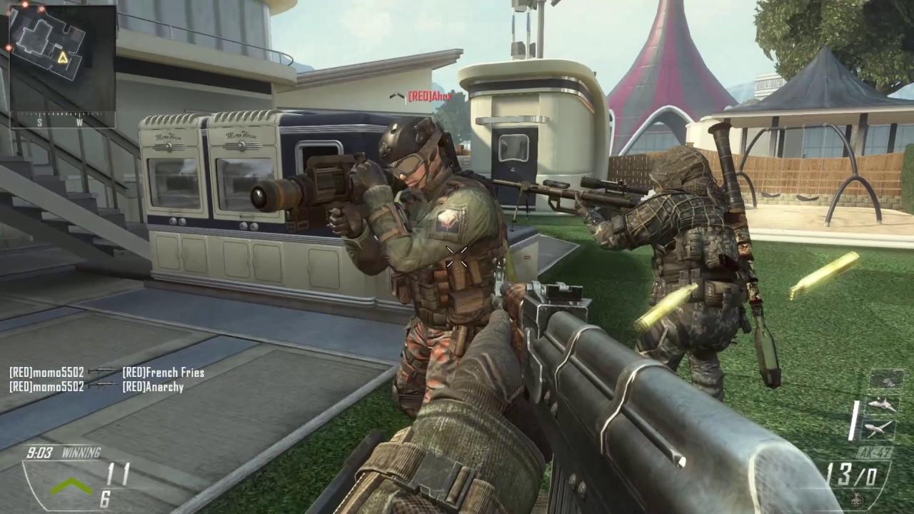Call of Duty Black Ops II AK-47 Mod Showcase
