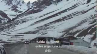 viagem ao chile argentina e uruguay  bega e mara 21/07/2012