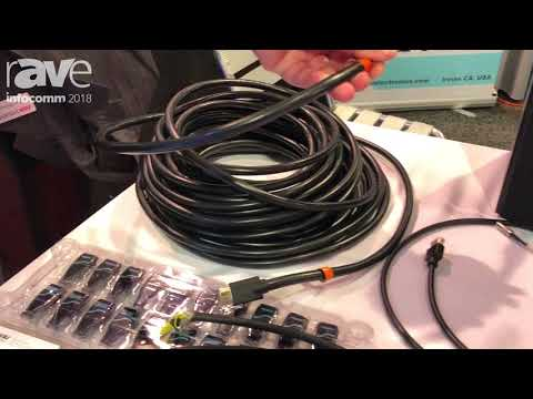 InfoComm 2018: Luxi Electronics Corp. Features 66 Ft. 18G HDMI Cable