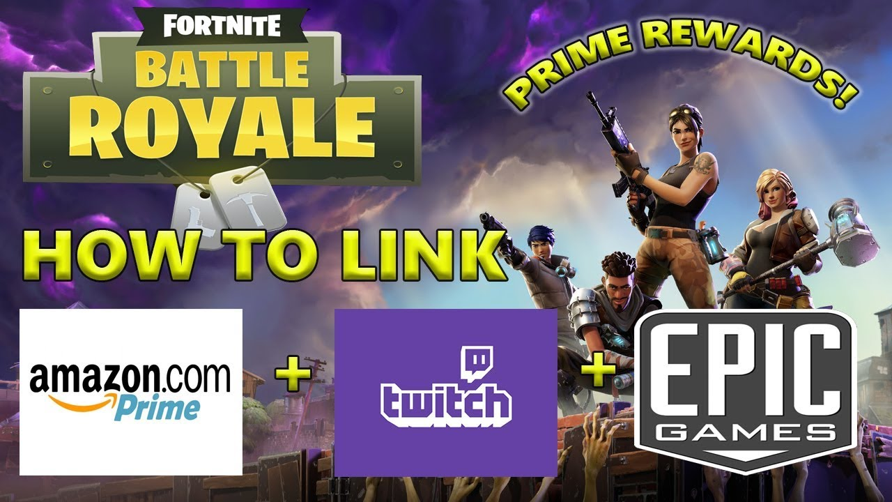 epic games twitch prime link