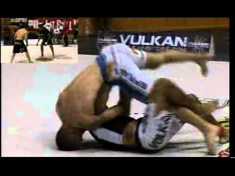 Chris Weidman vs. Andre Galvao - ADCC 2009