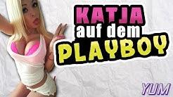 KATJA KRASAVICE auf dem PLAYBOY | YUM