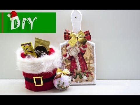 3 jednostavne  novogodišnje dekoracije - Uradi sam