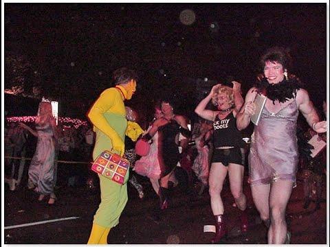 DC High Heel Drag Race 2001
