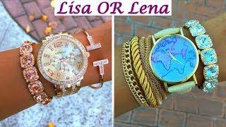 LISA OR LENA 😍
